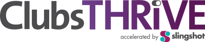ClubsTHRIVE logo